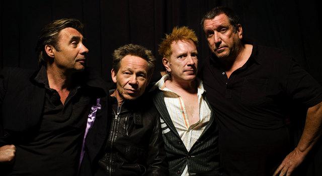 Sex Pistols 2008 ©Davis factor
