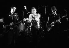 Daddy's Dance Hall, Copenhagen, Denmark 13th July 1977 ©Jorgen Angel
