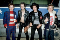 USA Tour, January 1978 © Richard E. Aaron