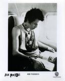Warner Brothers promo picture 1977 (Scandanavian Tour, July 1977 ©  John Tiberi)