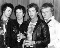 A&M Press Conference, Regent Palace Hotel 10th March 1977 © Peter Gravelle