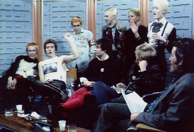 Thames TV, Today Show 1st December 1976