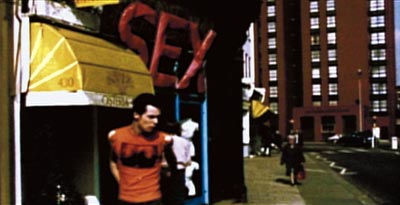 The Filth and the Fury still, Kings Road 1976