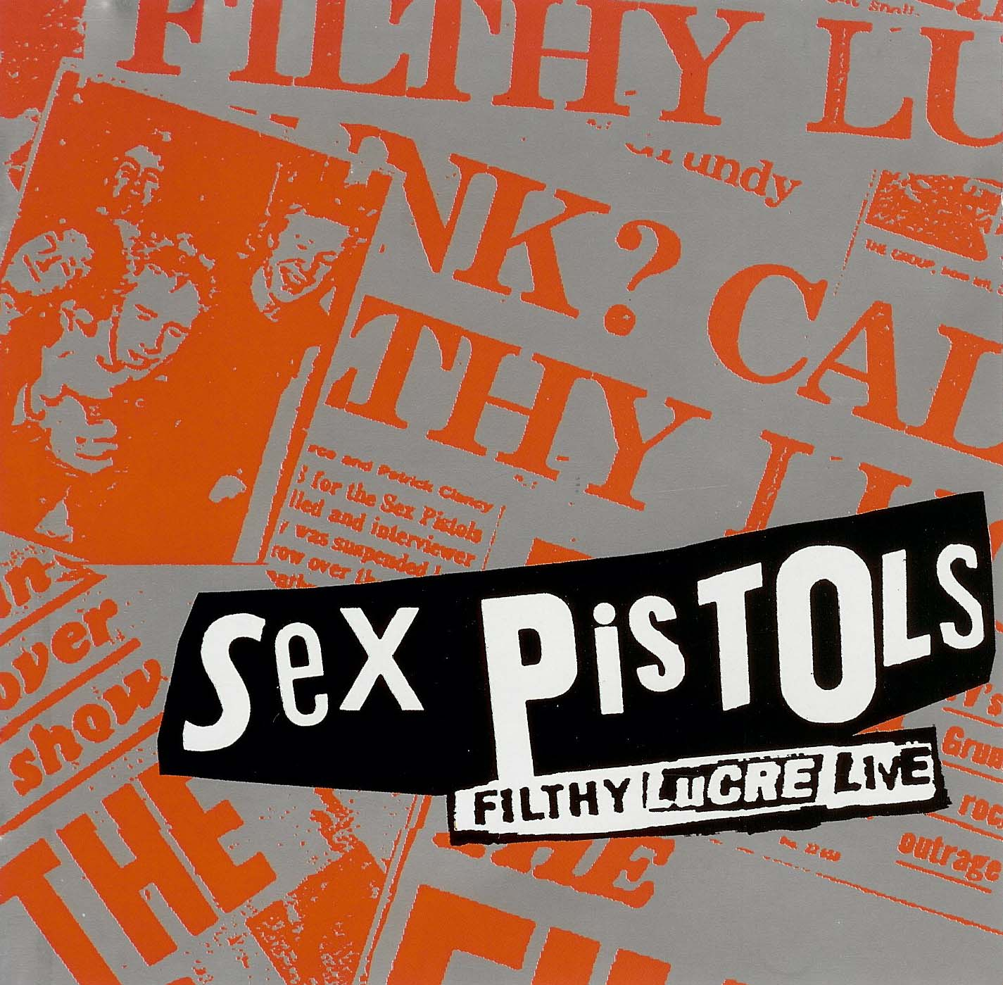 Filthy Lucre Live - 1996