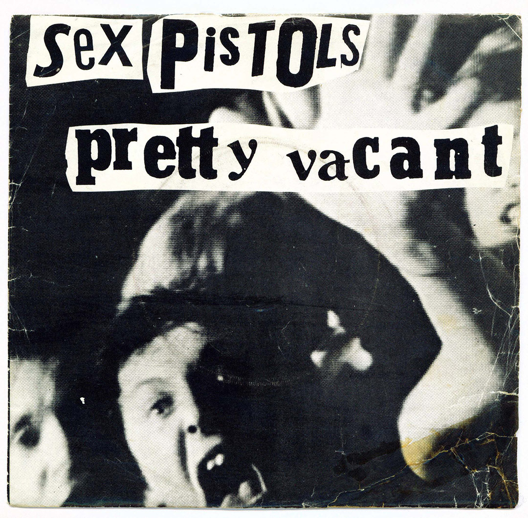 Pretty Vacant - New Zealand 1977